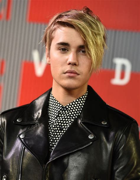 Justin Bieber Hairstyle 2015 by Best Hairstyles From Vmas 2015 Hairstyles 2017