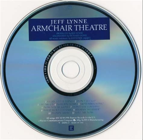 Armchair Theatre by Jeff Lynne Armchair Theatre 1990 187 Lossless