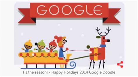 happy doodle 2014 tis the season happy holidays 2014 doodle