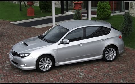 Subaru New Impreza Boxer Diesel Widescreen Exotic Car