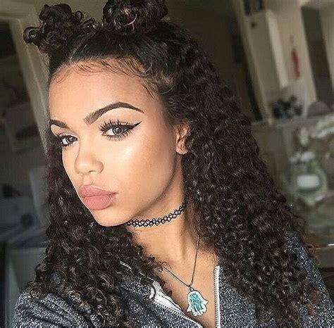 cute hairstyles long black girl hair cute hairstyles lovely cute black girl hairstyles long