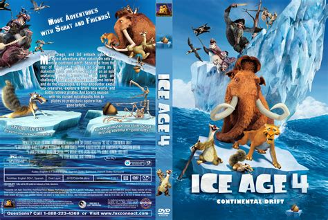 ice age 4 continental drift dvd ice age continental drift dvd www imgkid com the image