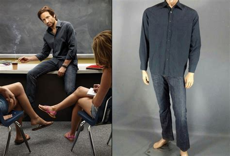 Californication Wardrobe by David Duchovny S On Screen Wardrobe Sets Auction Record