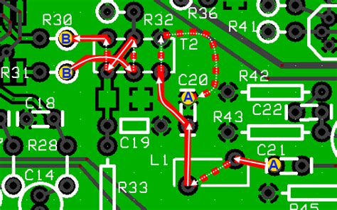 continuity test on inductor ensemble rxtx builders notes