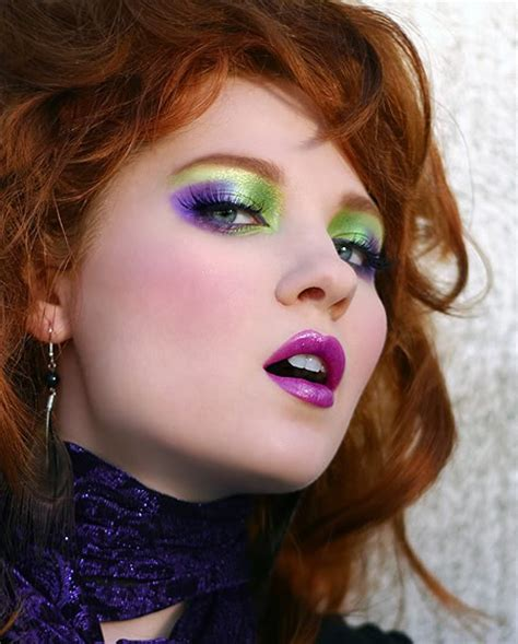 hair and makeup of the 80 s fashion from a to vintage 80 s hair makeup