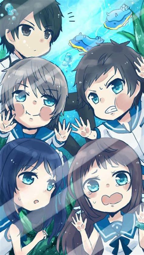 wallpaper anime mirror anime mirror wallpaper for phones anime amino