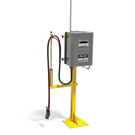 floor mounted battery charger stand southwest battery