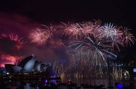 when does new year start in australia sydney new year s fireworks 2016 be the to
