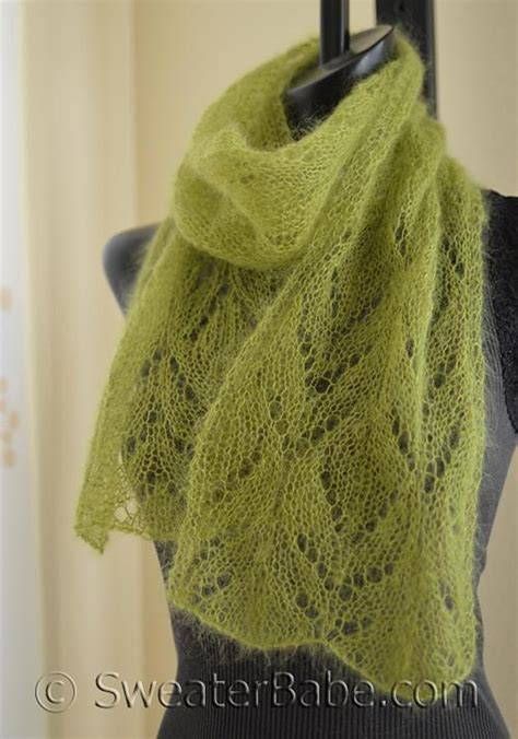free mohair knitting patterns uk 211 chalice one scarf knitting pattern by