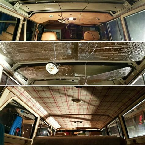 Jeep Headliner Replacement 17 Best Images About Vintage Plaid And Hounds Tooth Auto