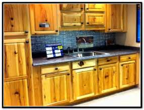 hickory kitchen cabinets with countertop home