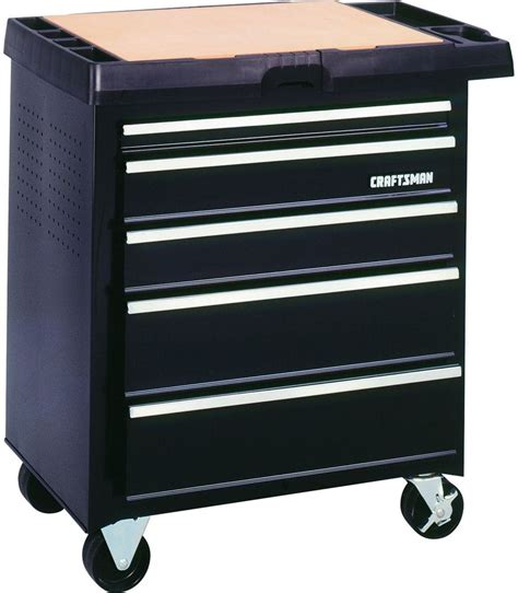craftsman 6 drawer rolling tool cabinet craftsman 5 drawer rolling tool box chest portable tool
