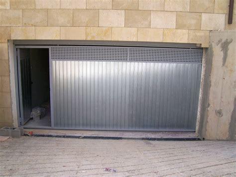 puertas correderas garaje precios foto puerta garaje corredera de andreu grupo integrado s