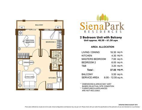 villa siena floor plans condo sale at siena park residences floor plans