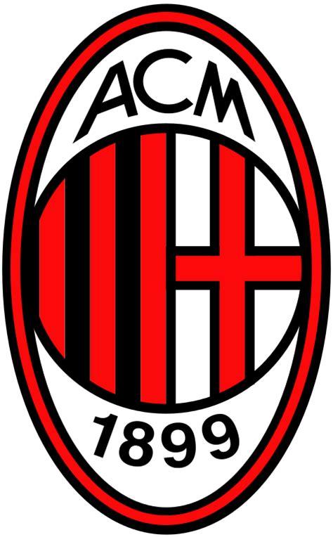 Kaos A C Milan Football Logo 4 Singlet Tanpa Lengan Tpl Acm15 Pria why has ac milan s logo changed quora