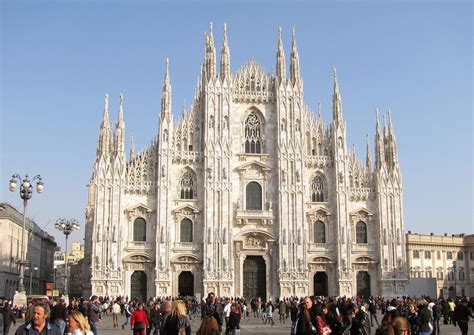 milan tourist attractions 10 top tourist attractions in milan with photos map