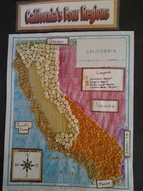 california map project 25 best ideas about california regions on