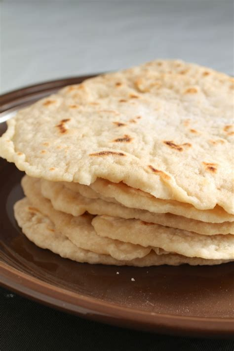 Handmade Tortillas - flour tortillas as a strawberry