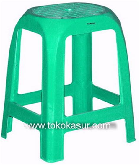 Kursi Plastik Elephant 303 warna hijau merah toko kasur bed murah