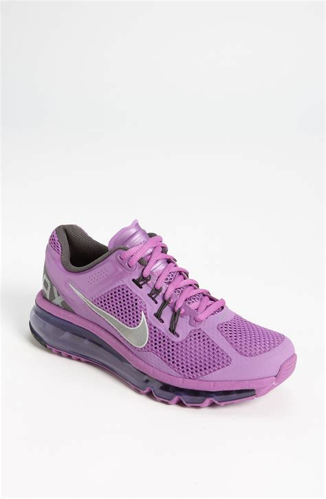 nike running shoes for purple nike air max running shoe in purple laser purple