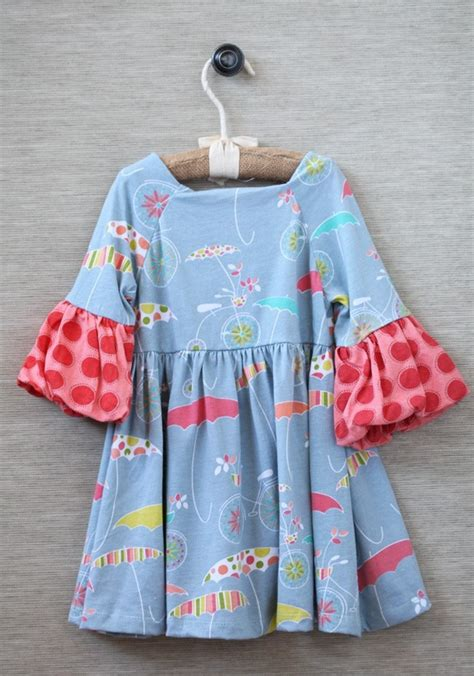 jelly the pug baby clothes umbrella dress by jelly the pug baby clothes