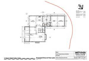 Extension Floor Plans by Example House Extension Plans Design 5