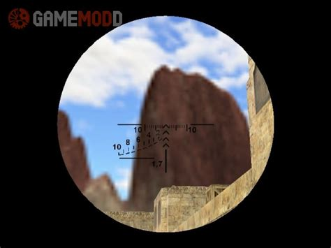 Cs With Mba Scope by Cs 1 6 Sprites Scopes Gamemodd