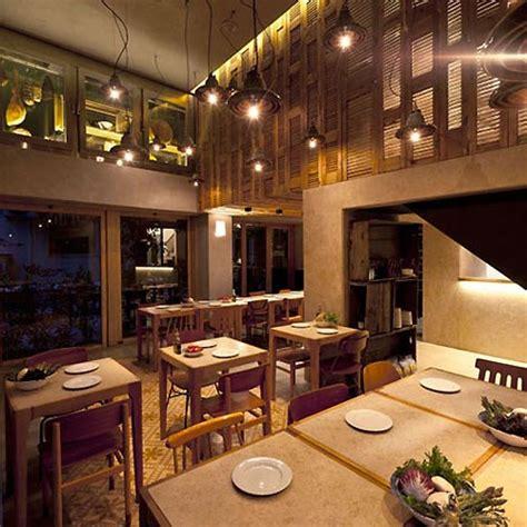 pizzeria design interior in design magz