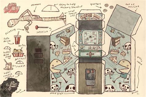 cutting games paper all you can glue paper arcades howtonotsuckatgamedesign