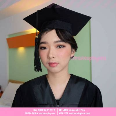 Make Up Artist Untuk Wisuda jasa make up wisuda di jakarta timur makeup by ima wa 0812 4624 7170 jasa make up artist