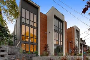 Modern Townhouse Plans 20 Modern Townhouse Design Amp It S Benefits Homes Innovator