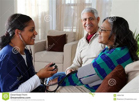 home health care stock photo image of
