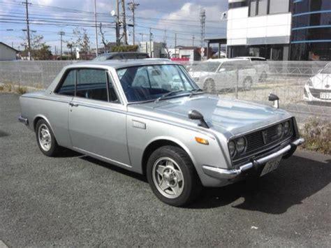 Toyota Car History Check Vehicle 1968 Toyota Corona