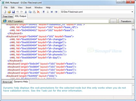 notepad format xml html create html document in notepad phpsourcecode net