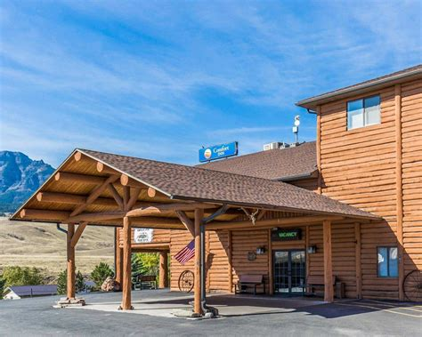comfort inn gardiner montana comfort inn yellowstone north in gardiner mt 59030