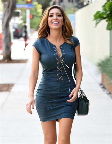 Dress Farah farrah abraham in mini dress 07 gotceleb