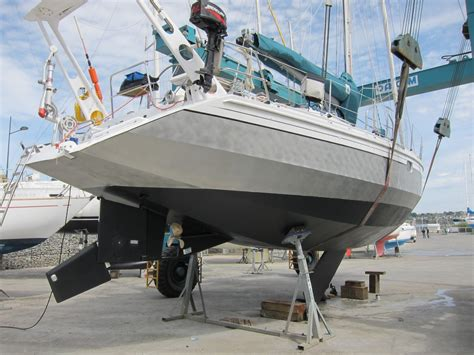 catamaran ventures online test rudder options for lifting keel and centerboard offshore