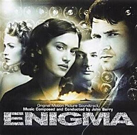 enigma film director john barry enigma film music on the web cd reviews