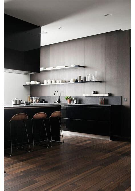 modern kitchen flooring ideas chocolate brown wooden kitchen floors idea trendy mods