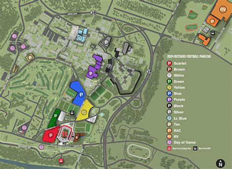 printable maps rutgers scarletknights com official athletic site