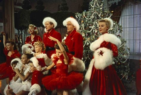 film natal hollywood the 12 flicks of xmas 2011 day 9 white christmas 1954