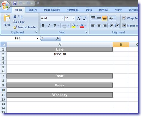 format date now vba excel vba date functions year custom format in excel how
