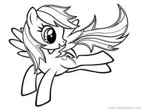 Guarda tutti i disegni da colorare di my little pony www
