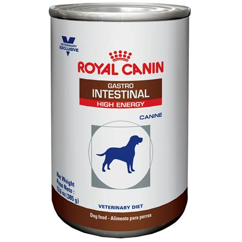 gastrointestinal food royal canin canine gastrointestinal high energy can 24 13 6 oz