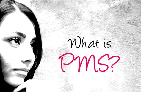 what is pantone what is premenstrual syndrome pms