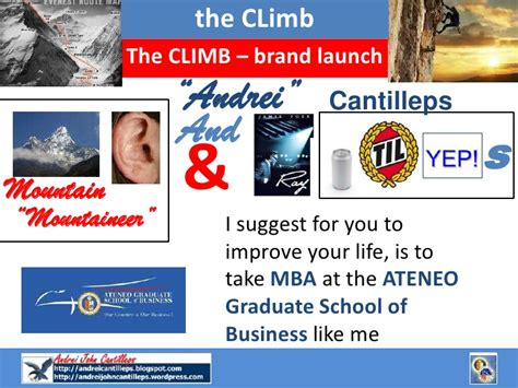 Ateneo Graduate School Mba by From Success To Significance