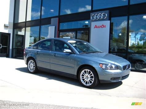 2005 mistral green metallic volvo s40 2 4i 29201251 photo 5 gtcarlot car color galleries