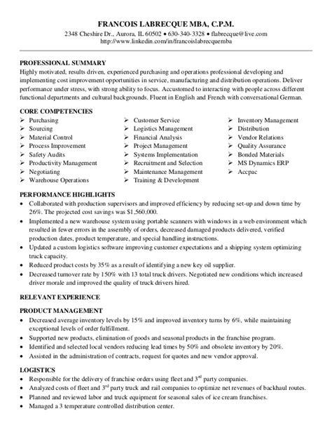 fct resumee