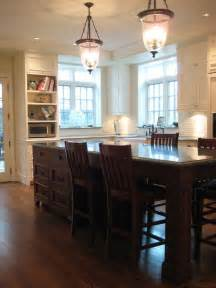 Designing A Kitchen Island With Seating 37 Multifunctional Kitchen Islands With Seating
