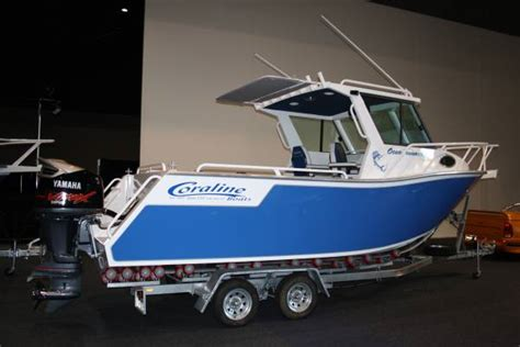 plate boats for sale perth new coraline quot series ii quot 670 oceanrunner trailer boats